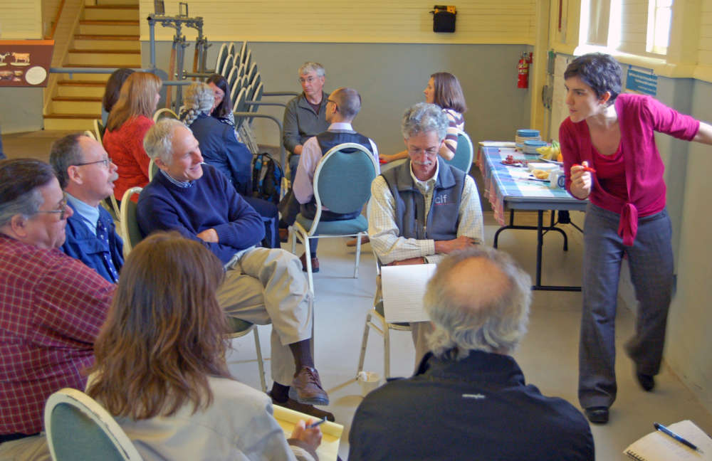 The Coastal Training Program brings leaders together to tackle complex issues.