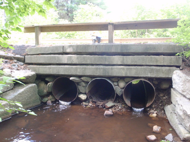 Perched Culverts