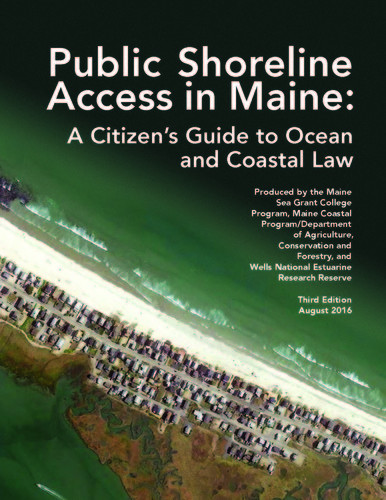 Cover image for Public Shoreline Access in Maine