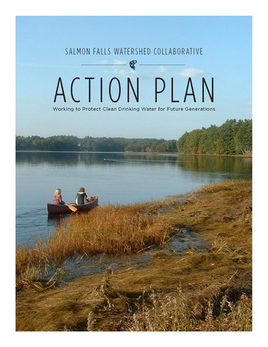 Cover of Salmon Falls Watershed Collaborative Action Plan