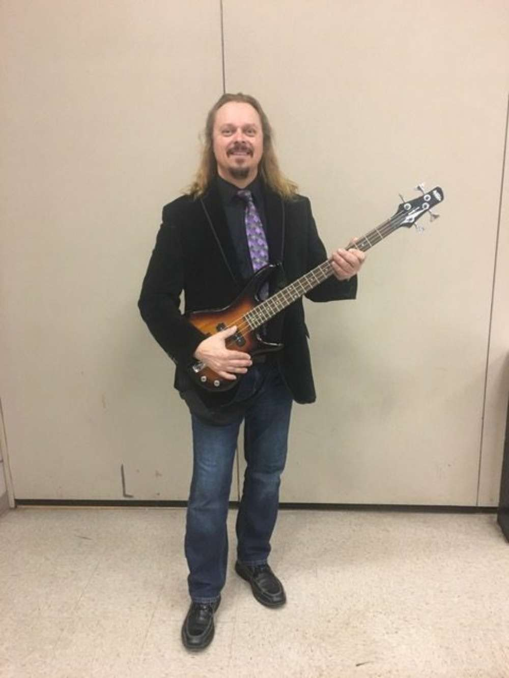 Tony Michaud, a music teacher in the Kennebunk schools, is the founder and lead singer/guitarist for Little Melodies, a children's band that rocks varying music styles to children and families. He will perform a tribute to Rick Charette along with his own original music for kids.