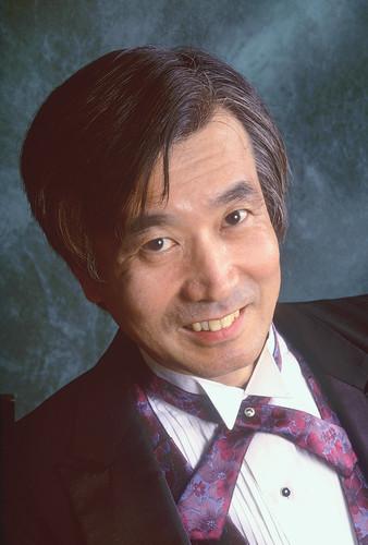 Masanobu Ikemiya profile photograph