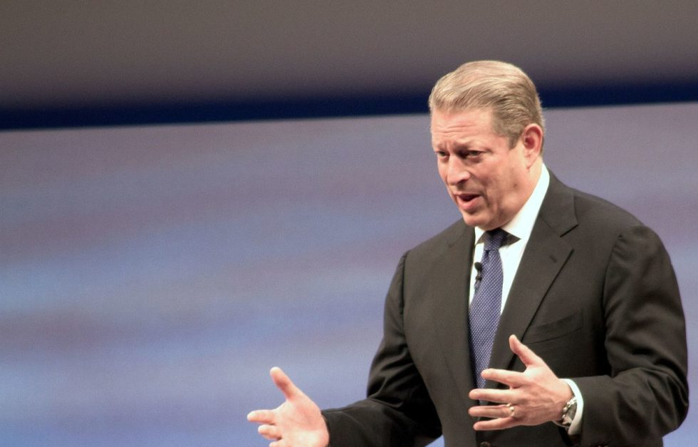 Al Gore At Sapphire Now 2010