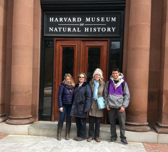 Graduate Program Harvard Museum Of Natural History