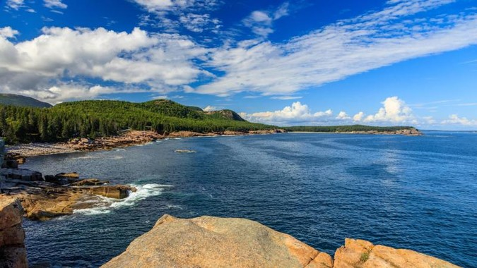 Acadia National Park. Photo by Kristi Rugg.